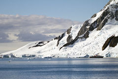 Antarctica - Summer Time Royalty Free Stock Image