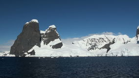 Antarctica - Summer Time stock footage