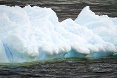 Antarctica - tekstura góra lodowa Obraz Stock
