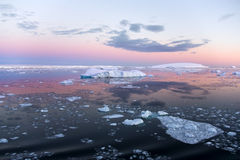 Antarctica - Weddell Sea Royalty Free Stock Photos