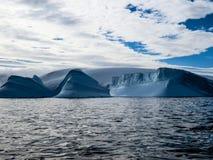Antarctica in winter. In January 2018 Stock Photo