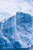 antarcticglaciär Arkivbild