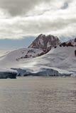 antarcticliggande royaltyfri bild