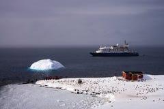 antarctique Photo stock