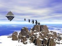 Antarctisch Royalty-vrije Stock Fotografie