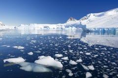 antarctisch Royalty-vrije Stock Afbeeldingen