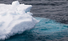 Antarctisch Ijs Stock Foto's