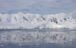 Antarctisch landschap Royalty-vrije Stock Afbeelding