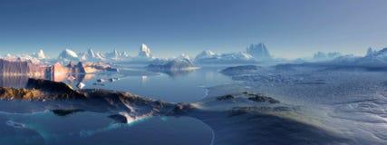Antarktik lizenzfreie stockfotografie