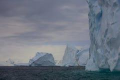 Antarktik-Eisberge Lizenzfreies Stockbild