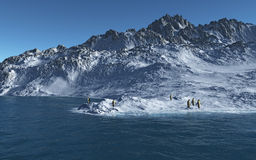 Antarktis Royaltyfria Foton