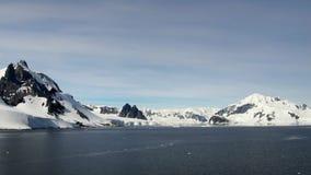 Antarktis arkivfilmer