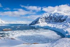 Antarktis Arkivfoton