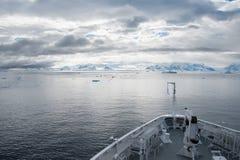 Antarktis kryssning Royaltyfri Bild
