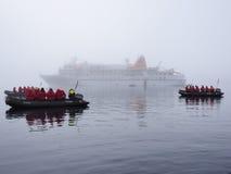 Antarktis kryssning Royaltyfria Bilder