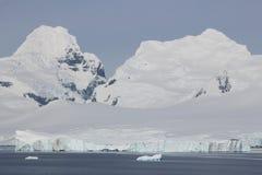 Antarktis - landskap Fotografering för Bildbyråer