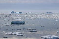 Antarktis - landskap Royaltyfria Bilder