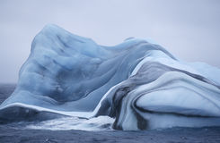 Antarktis Scotia havsisberg i vatten Royaltyfria Foton