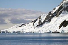 Antarktis - sommar Tid Royaltyfri Bild