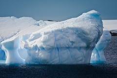 Antarktischer Eisberg Lizenzfreies Stockfoto