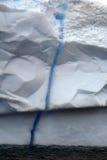 Antarktisglaciär Arkivfoton