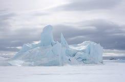 Antarktisisberg Royaltyfri Fotografi