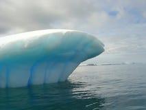 Antarktisisberg Arkivbild