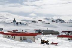 Antarktyczny krajobraz Obraz Royalty Free