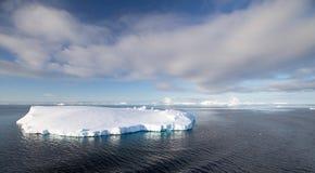 Antarktyczny krajobraz Fotografia Royalty Free