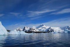 Antarktyczny Peninsular Fotografia Stock