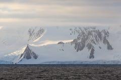 Antarktyczny wybrzeże zdjęcie royalty free