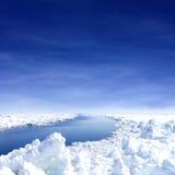antarktyda Zdjęcia Royalty Free