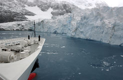 antarktyda Fotografia Royalty Free