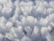 antarktyka kryształów lodu półka na zdjęcia Obraz Royalty Free