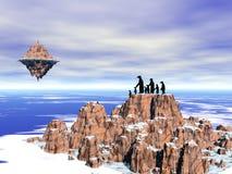 Antartic Lizenzfreie Stockfotos