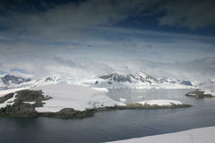 Antartica Royalty Free Stock Photo