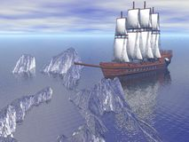 antartica Imagens de Stock