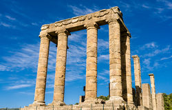 Antas temple Stock Photography