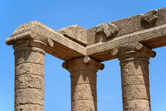 Antas temple Royalty Free Stock Photography