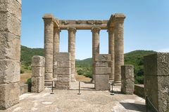 Antas temple Royalty Free Stock Images