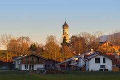 Antdorf, Βαυαρία Στοκ φωτογραφίες με δικαίωμα ελεύθερης χρήσης
