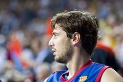 Ante Tomic of FC Barcelona Stock Photography