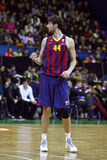 Ante Tomic of FC Barcelona Stock Images