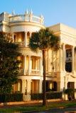 Antebellum architektura w Charleston, SC Fotografia Royalty Free