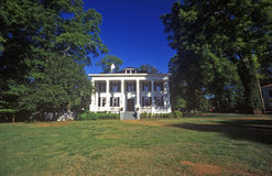 Antebellum historic home Royalty Free Stock Image