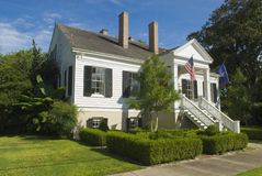 Antebellum home Royalty Free Stock Photography