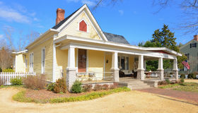 Antebellum Home Royalty Free Stock Images
