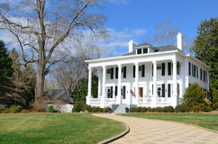 Antebellum Home Stock Photography