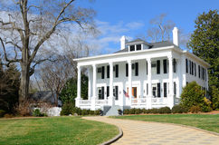 Antebellum Home Stock Images