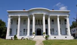Antebellum Italianate Mansion Royalty Free Stock Image